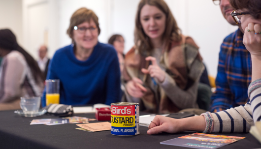 museum of brands, care training, people with dementia