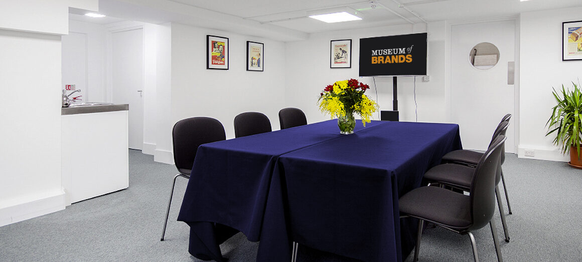 board room, room for hire, museum of brands