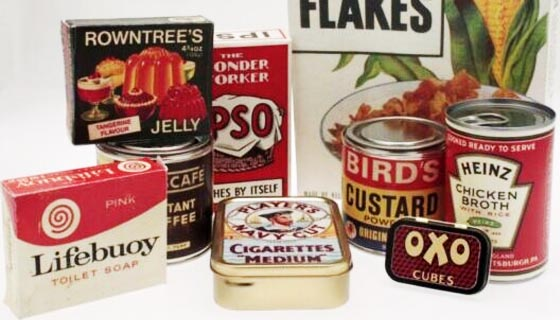 reminiscence loan packs, museum of brands
