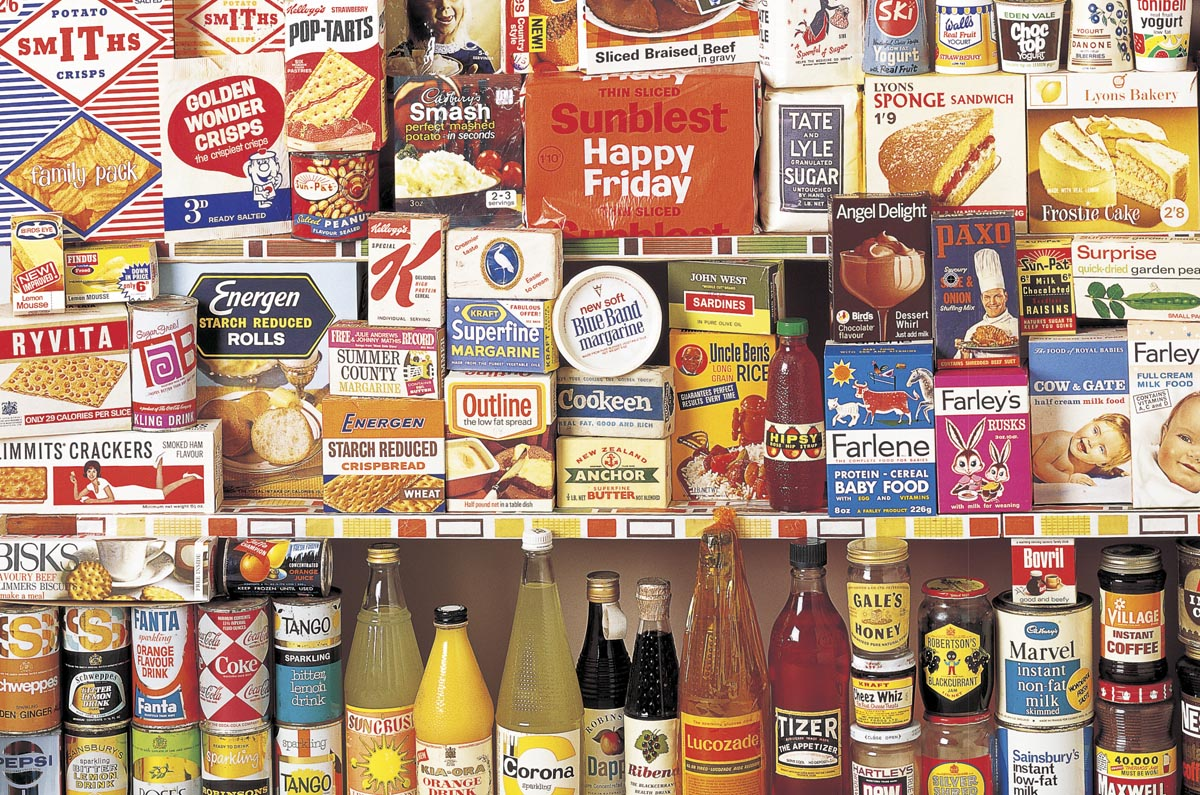 1960s collection, museum of brands